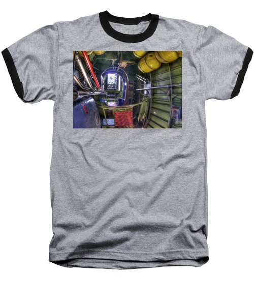 B-24 Baseball T-Shirt
