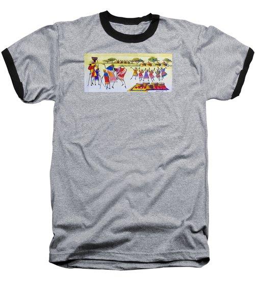 B 350 Baseball T-Shirt