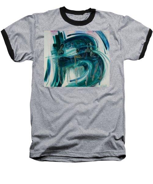 B -allet Baseball T-Shirt