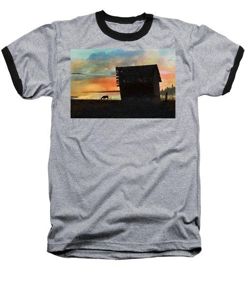 B. C. Barn # 1672 Baseball T-Shirt