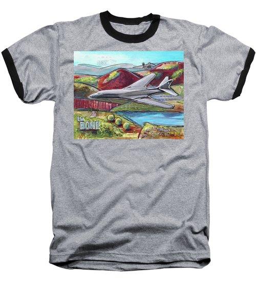 B1-the Bone Baseball T-Shirt