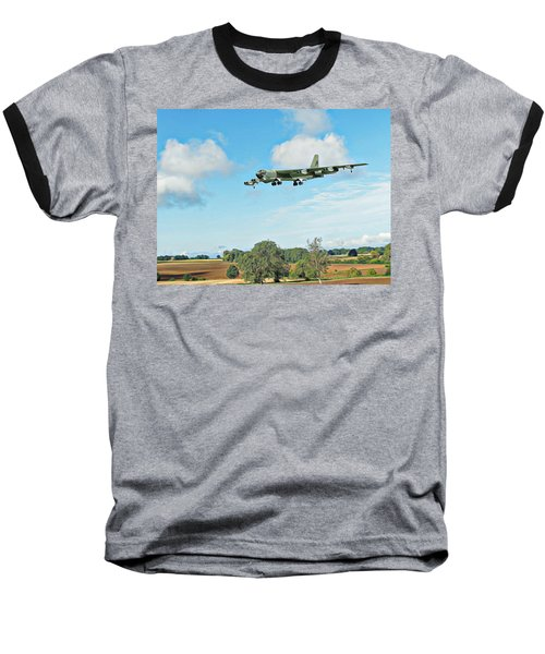 B52 Stratofortress -2 Baseball T-Shirt