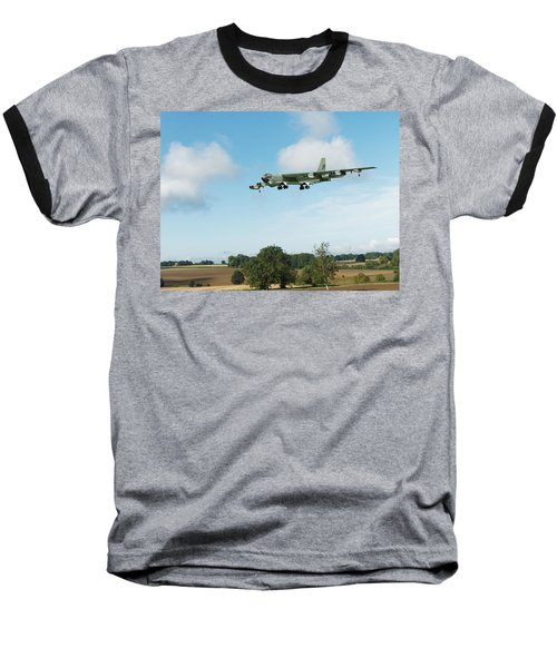 B52 Stratofortress Baseball T-Shirt