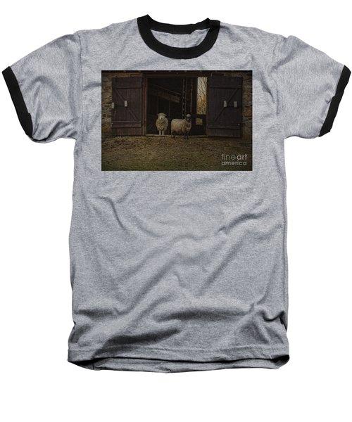 Ba Ram Ewe Baseball T-Shirt