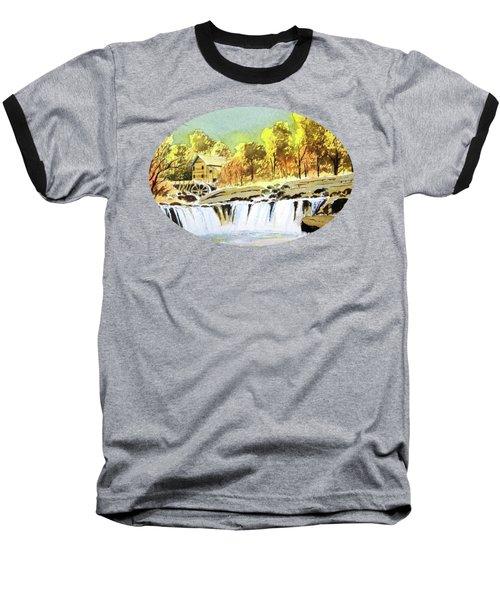 Babcock State Park West Virginia Baseball T-Shirt