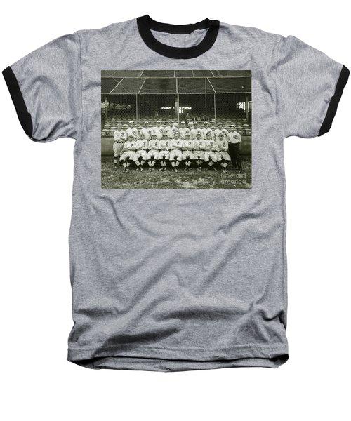 Babe Ruth Providence Grays Team Photo Baseball T-Shirt