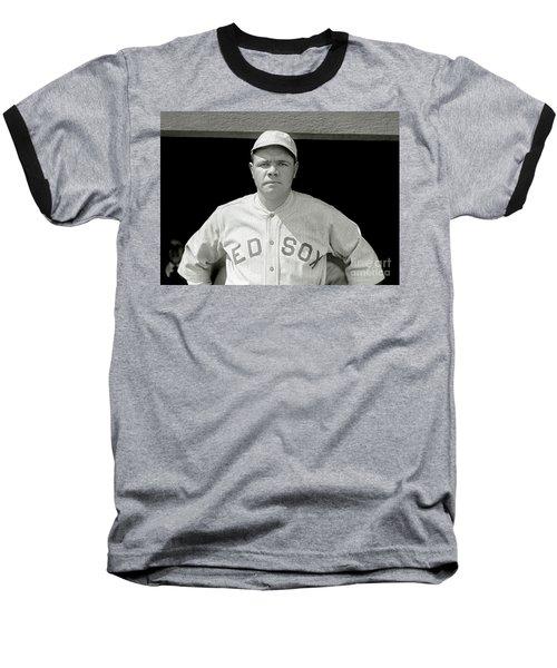 Babe Ruth Red Sox Baseball T-Shirt