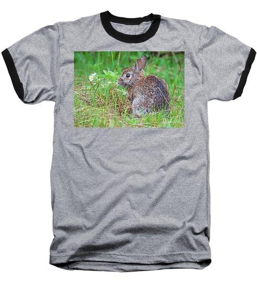 Baby Bunny Baseball T-Shirt
