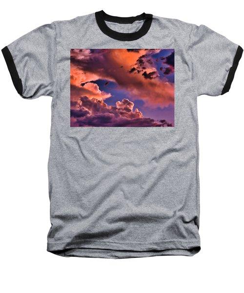 Baby Dragon's Fledgling Flight Baseball T-Shirt