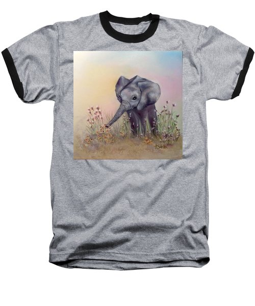 Baby Ellie  Baseball T-Shirt