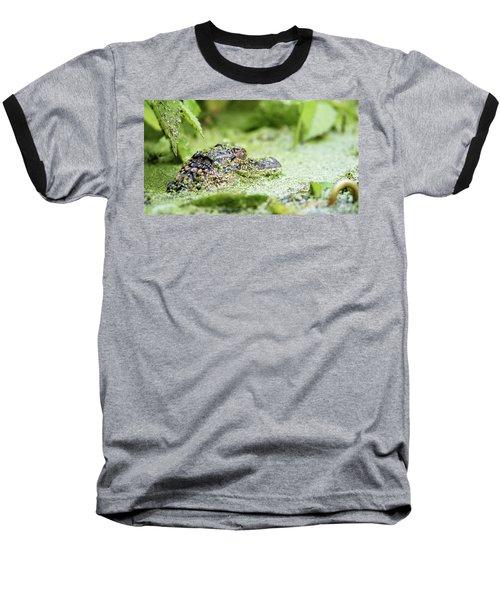 Baby Gator Baseball T-Shirt