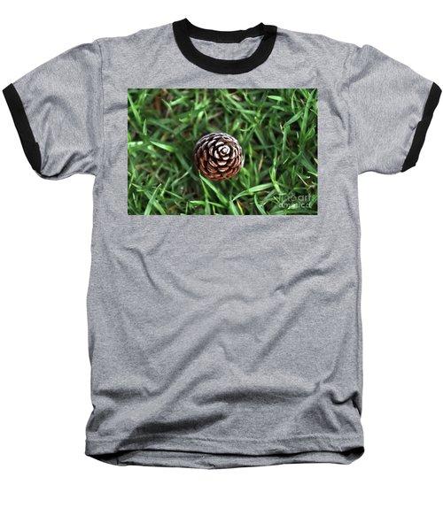 Baby Pine Cone Baseball T-Shirt