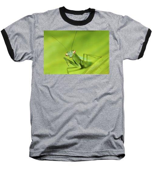 Baby Praymantes 6661 Baseball T-Shirt by Kevin Chippindall