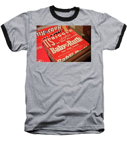 Baby Ruth Baseball T-Shirt