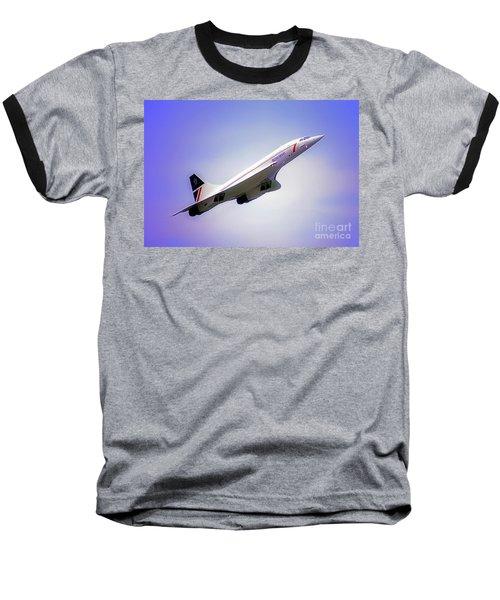 Bac Concorde  Baseball T-Shirt