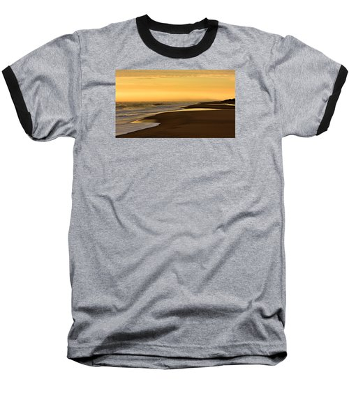 Back Bay Sunrise Baseball T-Shirt