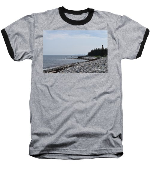 Back Beach Baseball T-Shirt