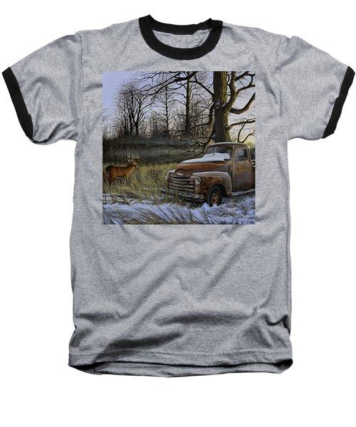 Back Forty Baseball T-Shirt