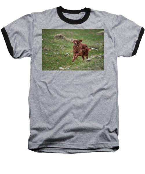Back In Game Baseball T-Shirt