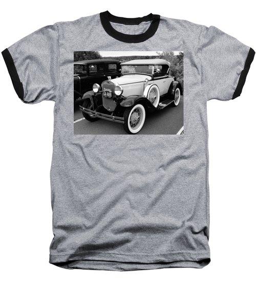Back In Time Baseball T-Shirt