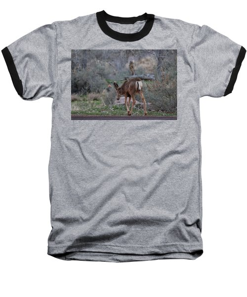 Back Into The Woods - 2 Baseball T-Shirt