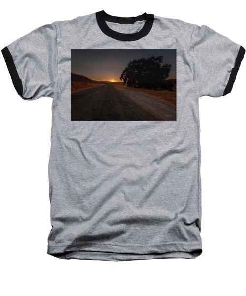 Back Road From Bradley Baseball T-Shirt