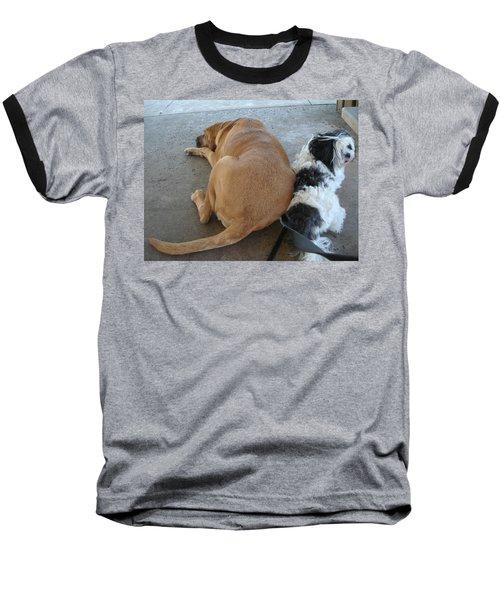 Back To Back Baseball T-Shirt