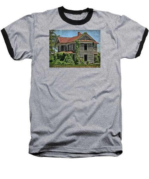 Baseball T-Shirt featuring the photograph Back To Nature by Victor Montgomery