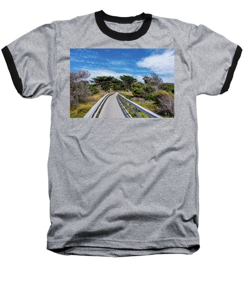 Back To The Grounds Baseball T-Shirt