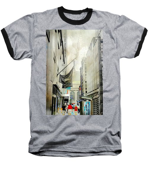 Baseball T-Shirt featuring the photograph Back To You by Diana Angstadt