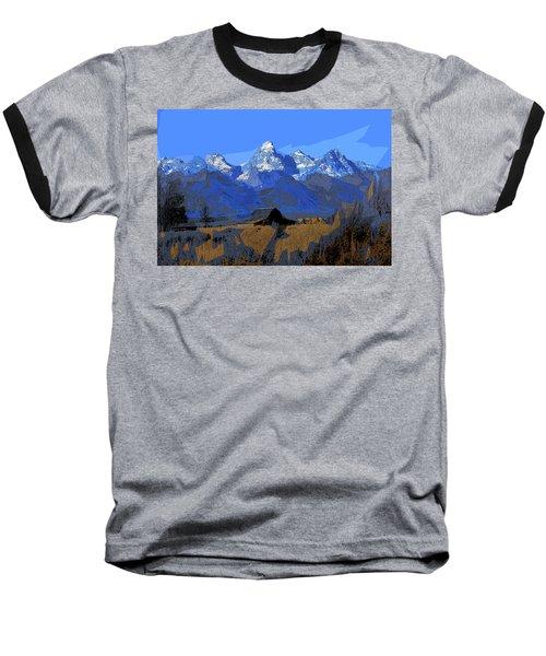 Backdrop Baseball T-Shirt