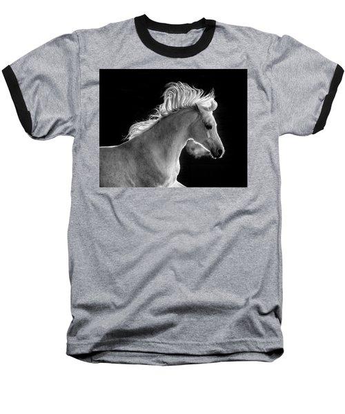 Backlit Arabian Baseball T-Shirt
