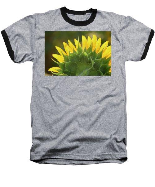 Backlit Beauty Baseball T-Shirt