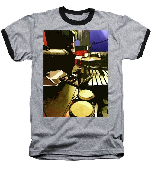 Backstage, Putting It Together Baseball T-Shirt