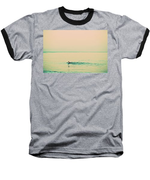 Backstroke Baseball T-Shirt