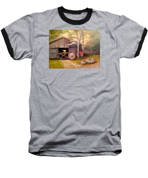Backwoods Barn Baseball T-Shirt