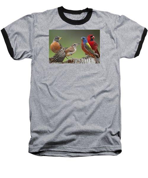 Backyard Buddies Baseball T-Shirt