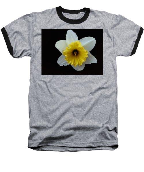 Backyard Flower II Baseball T-Shirt