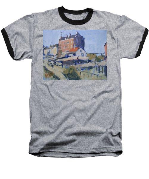 Backyard Spaarndammerdijk Baseball T-Shirt