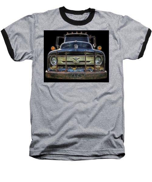 Bad 56 Ford Baseball T-Shirt