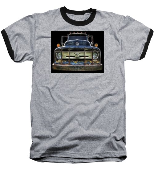 Bad 56 Ford Baseball T-Shirt