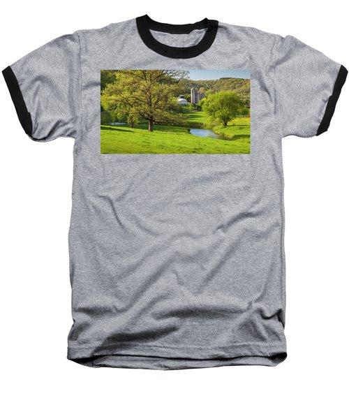 Bad Axe River Baseball T-Shirt