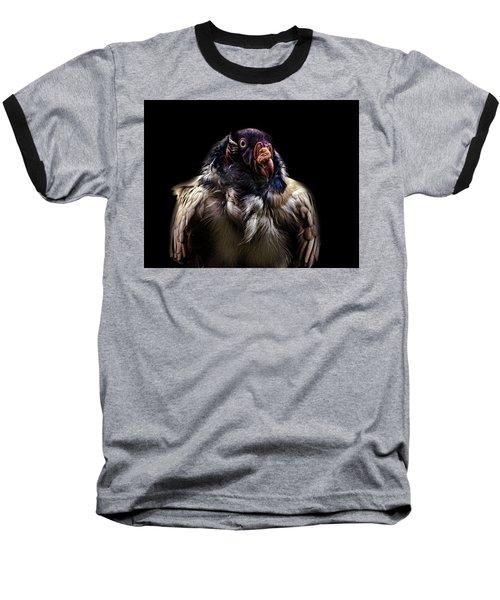 Bad Birdy Baseball T-Shirt