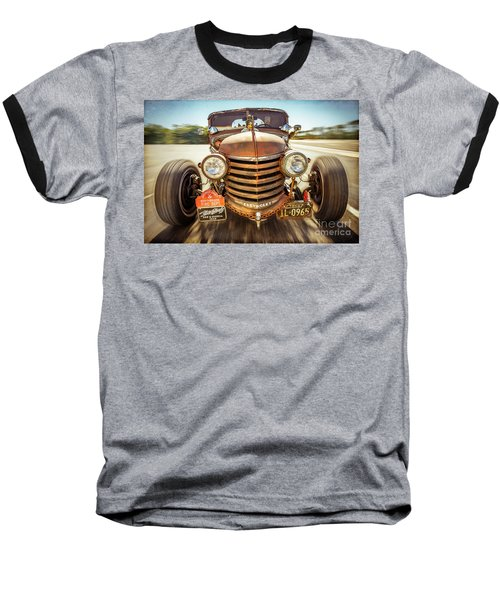 Baseball T-Shirt featuring the photograph Bad Boy's Toy by Jola Martysz