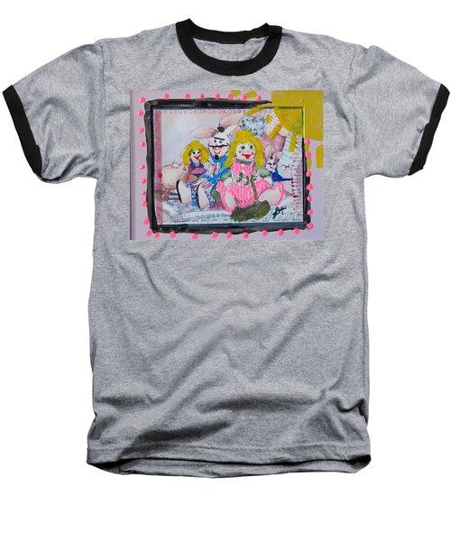 Bad Bunnies Baseball T-Shirt