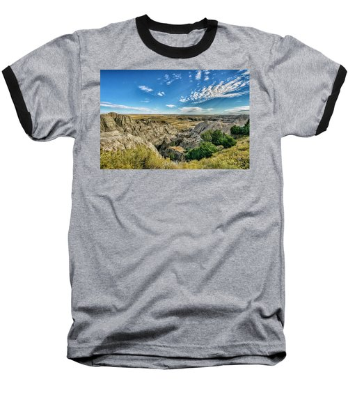 Bad Lands South Dakota.... Baseball T-Shirt