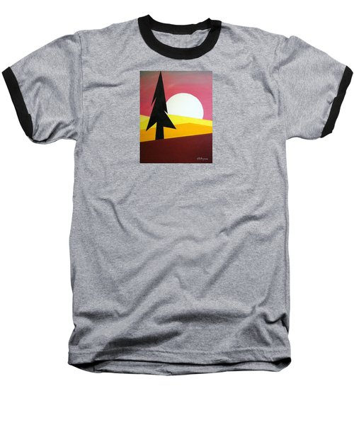 Bad Moon Rising Baseball T-Shirt