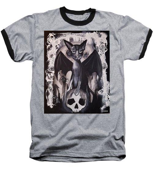 Badkitty Baseball T-Shirt