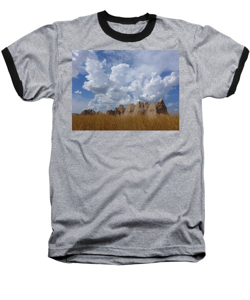 Badlands Baseball T-Shirt