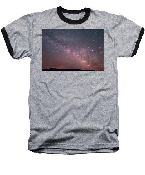 Badlands Milky Way Baseball T-Shirt